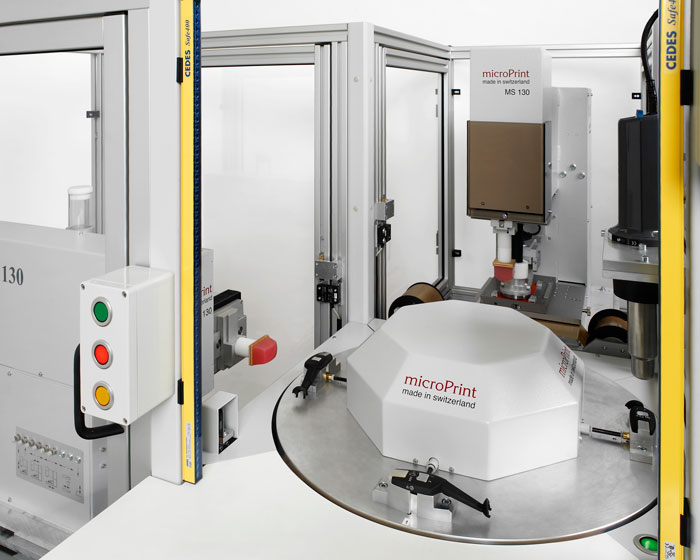Automated Pad Printing Systems & Modular Automation
