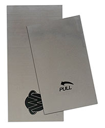 Pad Printing Plates (Cliches) in Polymer, Thin Steel & Thick Steel