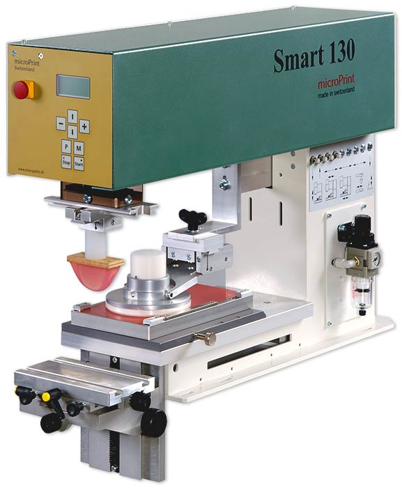 SMART-130 Compact Economical Printing Machine by microPrint